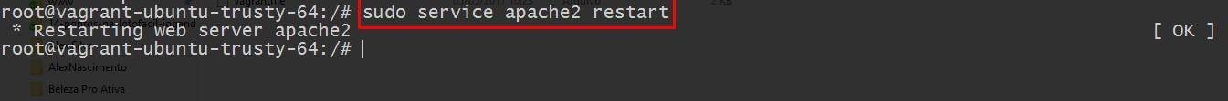 Atualizar PHP 5.6 para o PHP 7 usando Vagrant